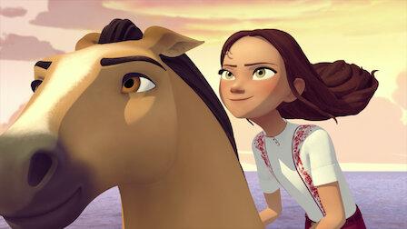 Guarda Scuola d'equitazione Palomino Bluffs. Episodio 3della Stagione1.