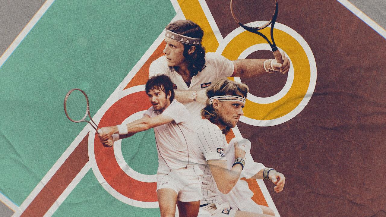 Vilas: Tutto o niente un nuovo documentario sportivo su Netflix