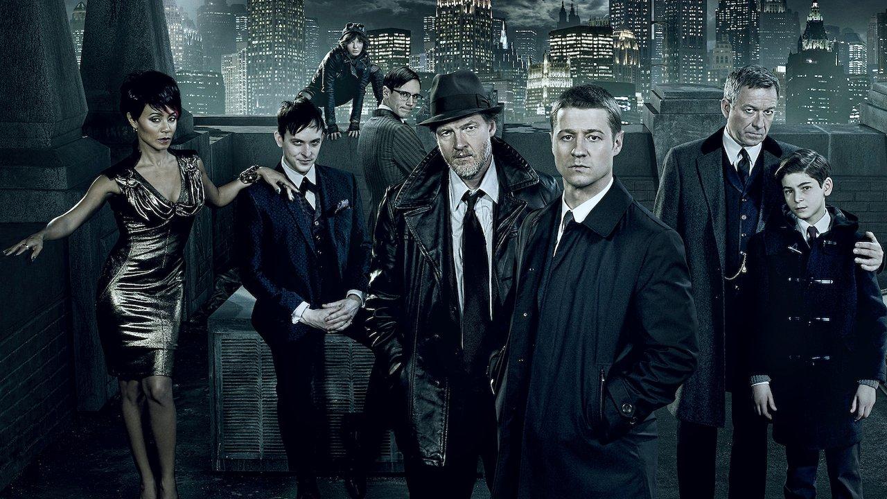 Da oggi su Netflix è disponibile la Stagione 5 di Gotham la stagione finale della serie