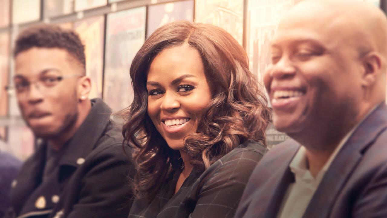 Imperdibile Becoming: la mia storia un documentario sulla ex first lady Michelle Obama Netflix