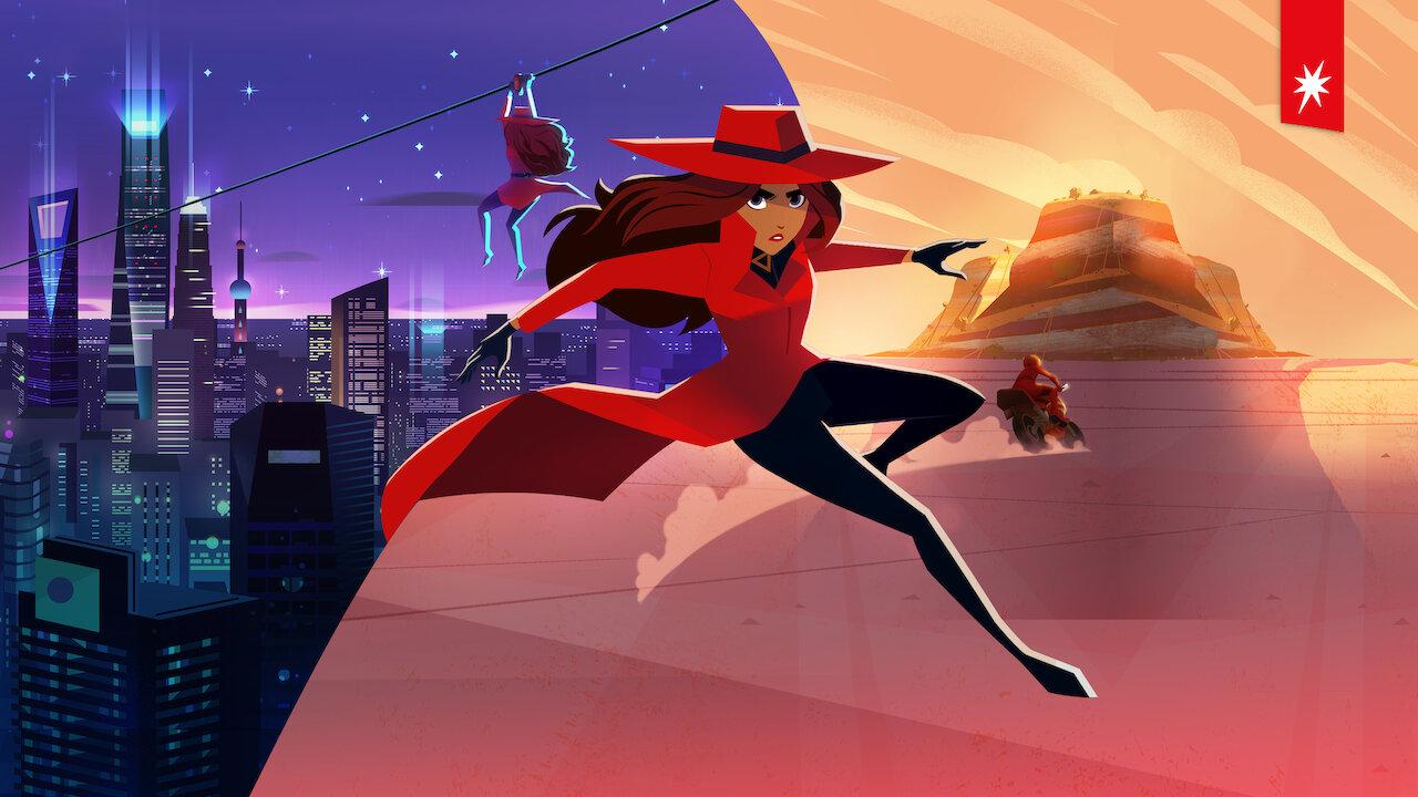 Il Trailer del gioco interattivo di Carmen Sandiego: rubare o non rubare il gioco interattivo ufficiale 2020 Netflix