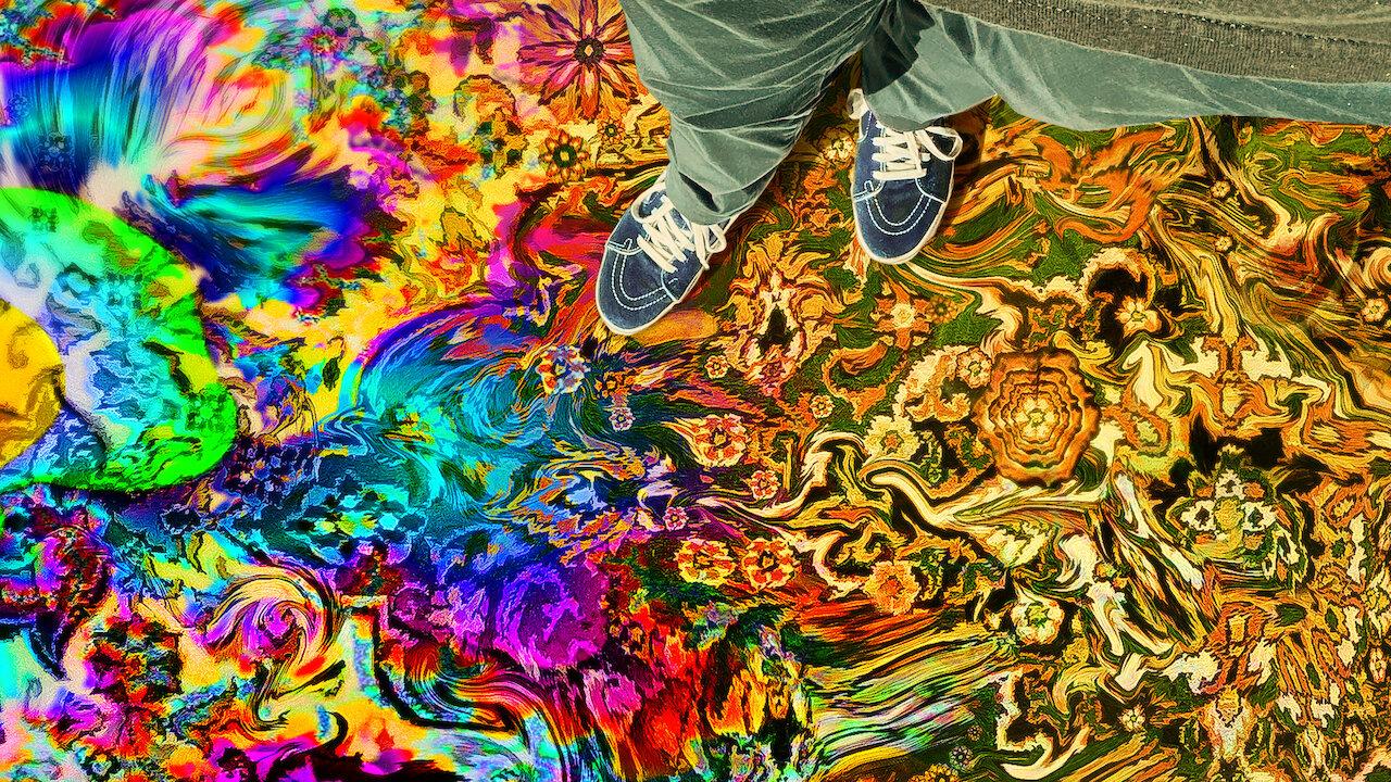 Un buon trip: avventure psichedeliche disponibile su Netflix