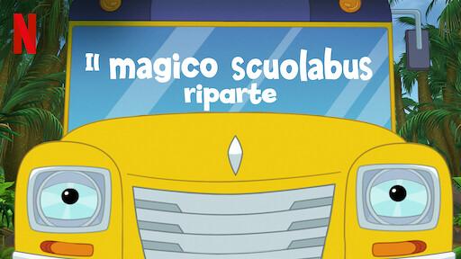 Il magico scuolabus riparte